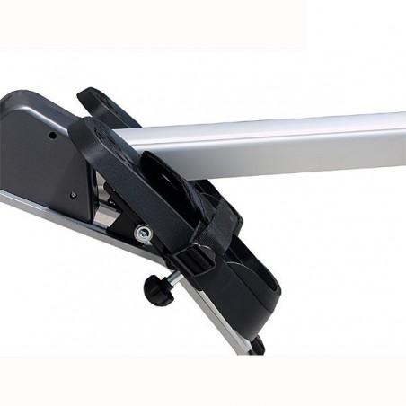 Pedales de la Máquina de remar remo para utilización en gimnasios, centros deportivos u hoteles BH Rower LK5000