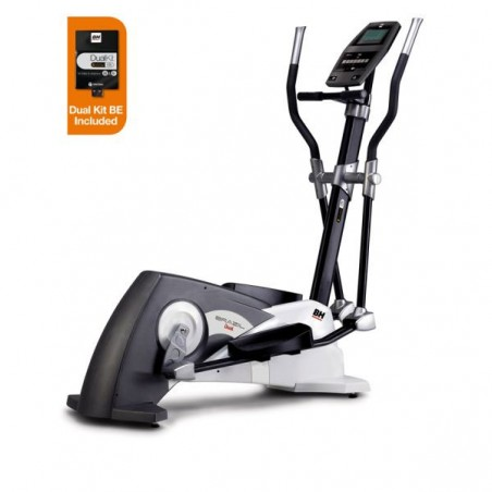 Bicicleta elíptica BH i.Concept Brazil Dual Kit WG2375U