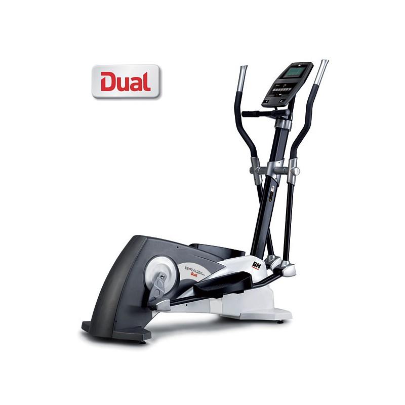 Bicicleta elíptica uso doméstico BH Brazil Dual G2375U