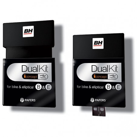 Dual Kit BE para convertir máquinas BH Dual en i.Concep Ready detalle instalación
