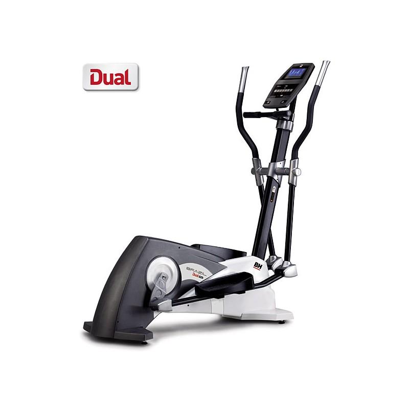 Bicicleta elíptica BH i.Concept Brazil Dual Plus G2379