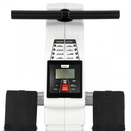 Monitor de la máquina de remar o remo plegable BH AQUO PROGRAM volante 5,5 kg uso doméstico regular R309