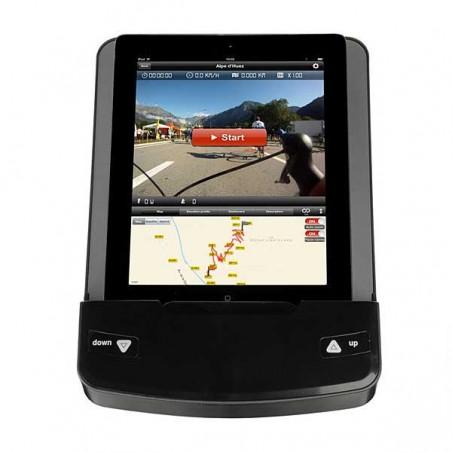 Monitor con tablet de la Bicicleta elíptica BH i.Concept NLS14 Top Dual Kit opcional G2356