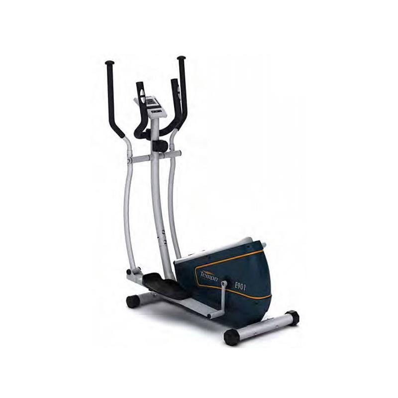 Bicicleta elíptica E901 volante 5 kg uso doméstico regular