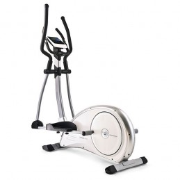 Bicicleta elíptica Syros Pro volante 11kg uso intensivo