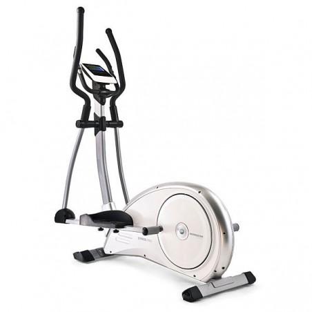 Bicicleta elíptica Syros Pro volante 11 kg uso doméstico intensivo
