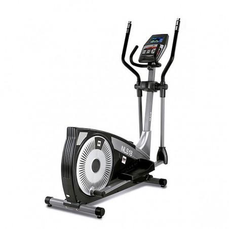 Bicicleta elíptica BH NLS18 Program volante 16 kg uso regular G2382