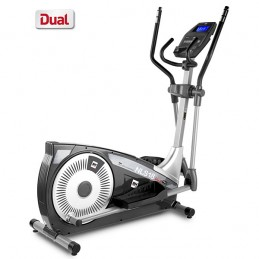 Bicicleta elíptica doméstica BH NLS18 Dual Plus G2385U