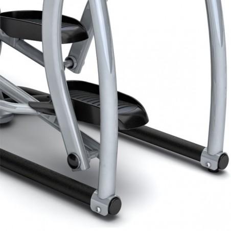 Soportes y apoyos de la bicicleta elíptica Vision S60 volante 20 kg profesional