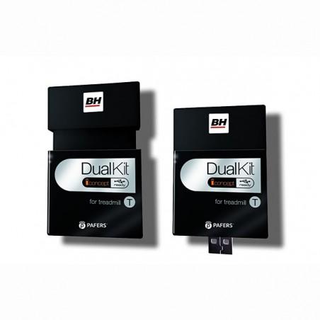 Dispositivo Dual Kit BE para bicicleta estática BH i.Concept Pixel Dual Kit opcional H495U