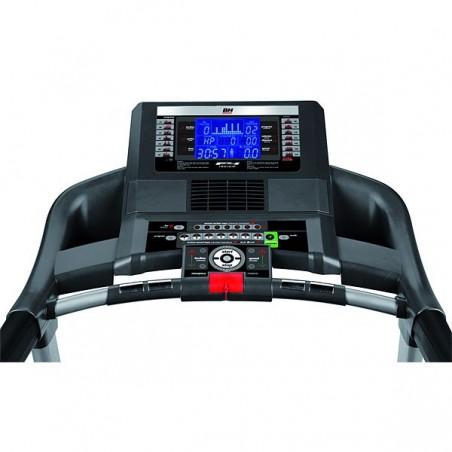 Monitor de la cinta de correr BH F4R con motor de 3,5 CV