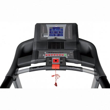 Monitor de la cinta de correr uso intensivo Bh F4 i.Concept Dual Kit opcional G6426N