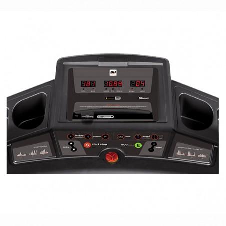 Monitor de serie de la cinta de correr uso ocasional Bh Pioneer i.Concept con Dual Kit WG6481