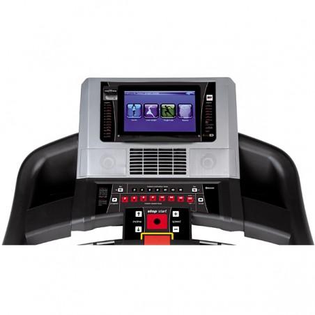 Monitor con Televisión de la cinta de correr uso intensivo Bh F15 i.Concept con Dual Kit WG6523
