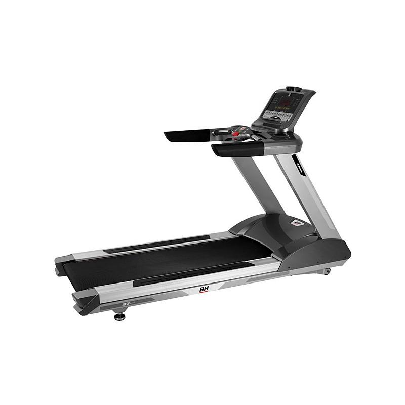Cinta para andar y correr de utilización profesional BH LK6600 G660 para uso en gimnasios y centros deportivos