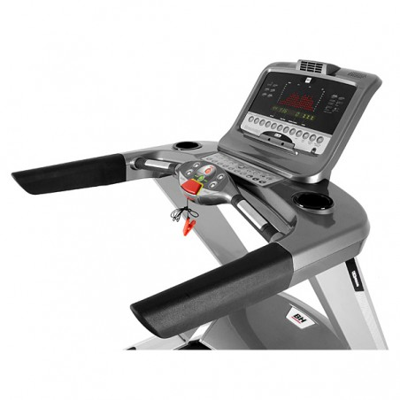 Easy ToolBar de la cinta para andar y correr de utilización profesional en gimnasios y centros deportivos BH LK6600 G660