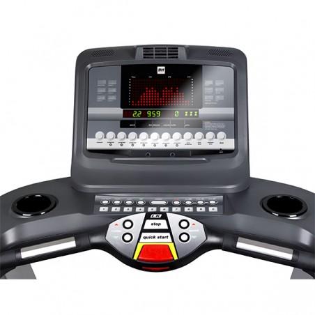 Monitor de la cinta de andar y correr para utilización profesional BH LK5500 G550