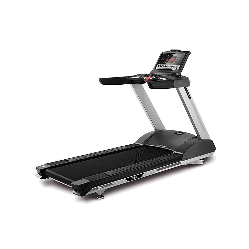 Cinta para andar y correr de uso profesional en gimnasios, centros deportivos, rehabilitación y hoteles BH LK6000 G600