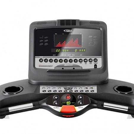 Monitor y pasamanos de la cinta de correr de utilización en gimnasios profesionales BH LK6000 G600