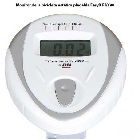 Monitor ordenador de la bicicleta estática plegable EasyX YFAX90 Tecnovita by BH