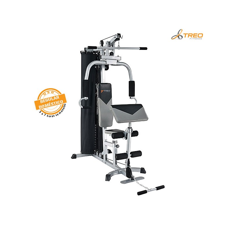 Multiestación de musculación Treo G102 uso regular