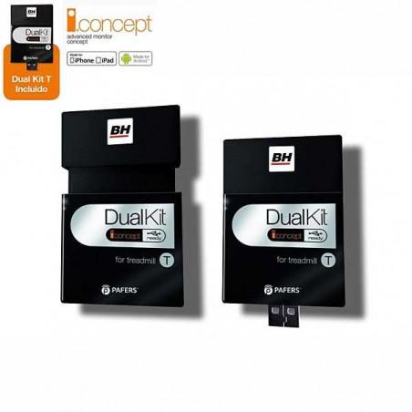Dispositivo USB para conexión i.Concept de la cinta de correr para uso doméstico intensivoBh F9R i.Concept Dual Kit WG6520N