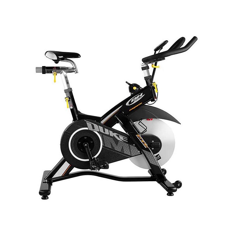 Bicicleta spinning BH Duke Magnetic H925 para utilización en centros deportivos y gimnasios