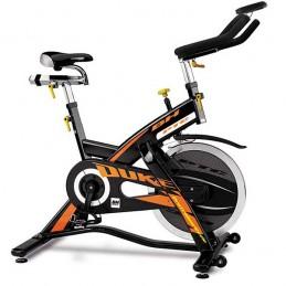 Bicicleta spinning ciclo indoor uso profesional BH Duke Electrónica H920E para utilización profesional