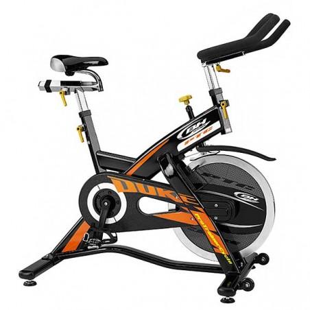 Bicicleta spinning ciclo indoor uso profesional BH Duke H920 para utilización profesional