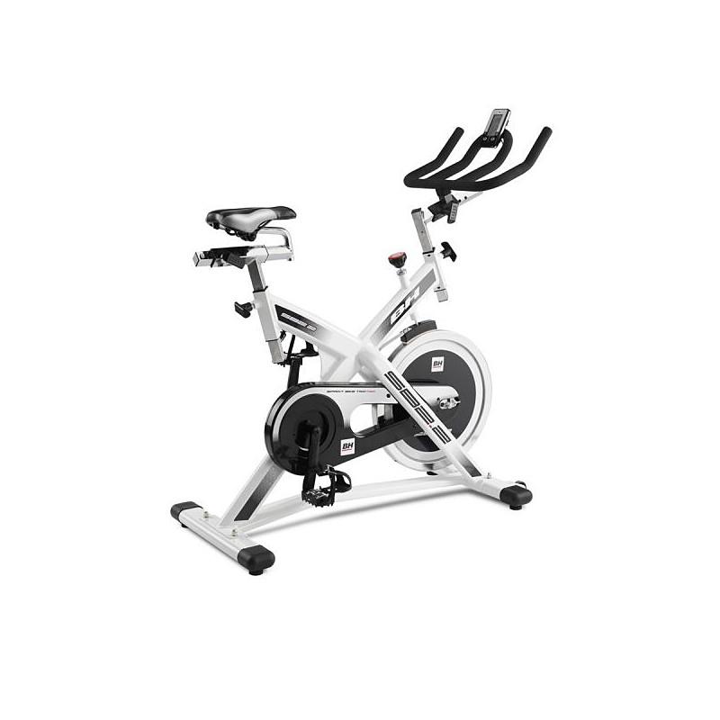 Bicicleta spinning uso regular BH SB2.2 volante 20 kg H9162