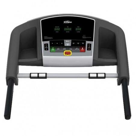 Monitor de la cinta para andar y correr Tempo T903 para utilización doméstica regular