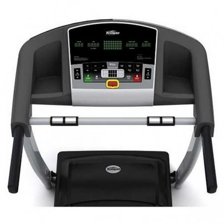 Monitor de la cinta de andar y correr Horizon Tempo T904 para utilización doméstica regular