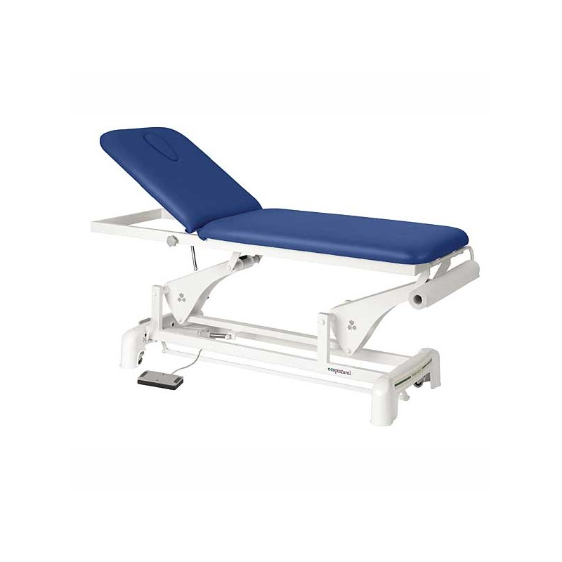 Camilla eléctrica 2 cuerpos para masajes y terapias Ecopostural C3523T13