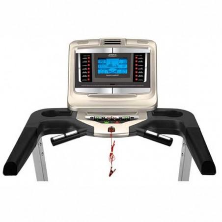 Monitor de la cinta de andar y correr Bh S Premium G6314 para utilización doméstica regular