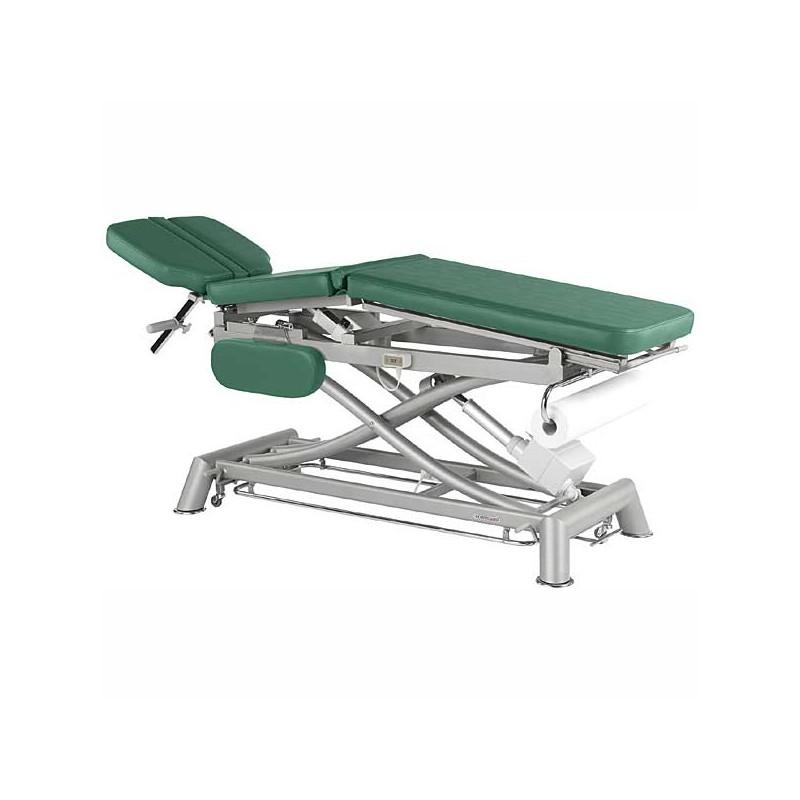 Camilla eléctrica 3 cuerpos Ecopostural C7990T05 para osteopatía