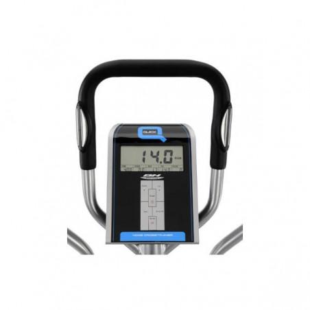 Monitor de la bicicleta elíptica para uso regular con paso de 36 cm BH Quick G233N