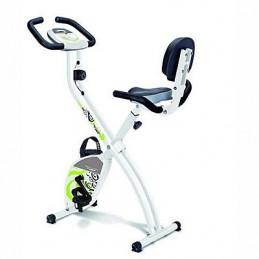 Bicicleta estática de ejercicio plegable Tecnovita by BH Back Fit YF91
