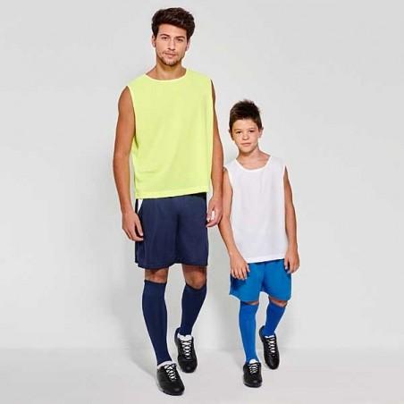 Peto deportivo adulto para entrenamiento en colores variados