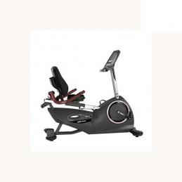 Bicicleta estática reclinada autogenerada profesional BH H750