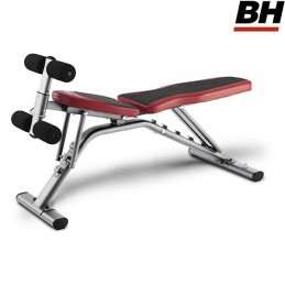 Banco musculación BH Fitness Optima G320