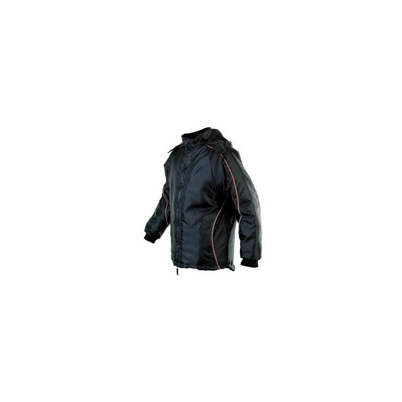 Anorak deportivo senior impermeable con capucha modelo Grecia