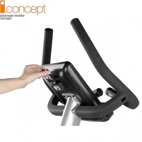 Bicicleta elíptica BH i.Concept i.Khronos con Dual Kit WG2487