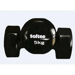 Juegos pesas de vinilo 5 kg