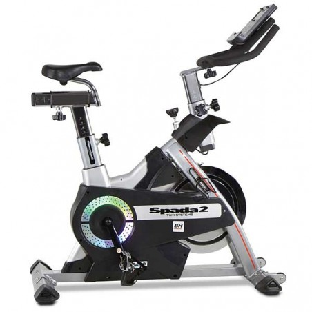 Bicicleta ciclismo indoor BH i.Spada II H9355i