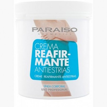 Crema reafirmante antiestrías 500 ó 1000ml