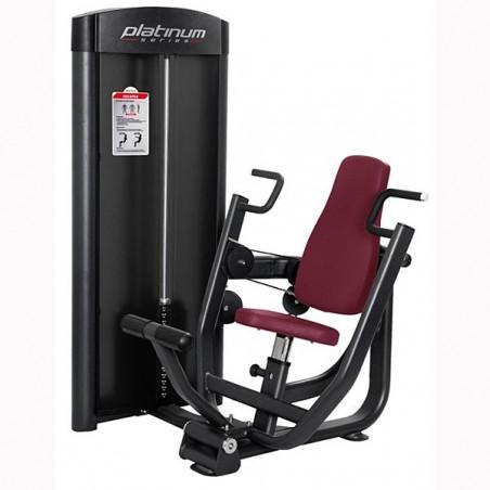 Press Vertical placas musculación profesional PC09