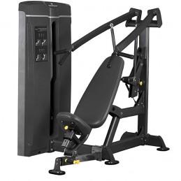 Press Pecho y Hombros placas musculación profesional PC16