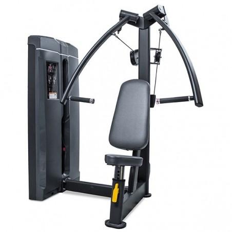 Press Vertical Convergente placas musculación profesional PC16