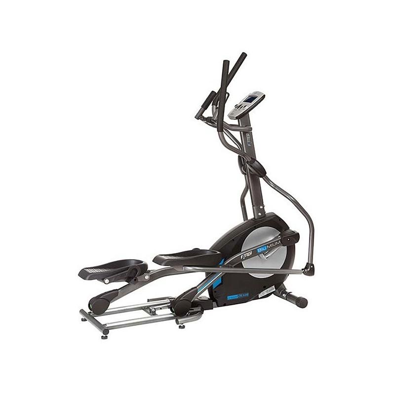 Bicicleta elíptica semiprofesional volante 11 kg CROSSER CR-10B