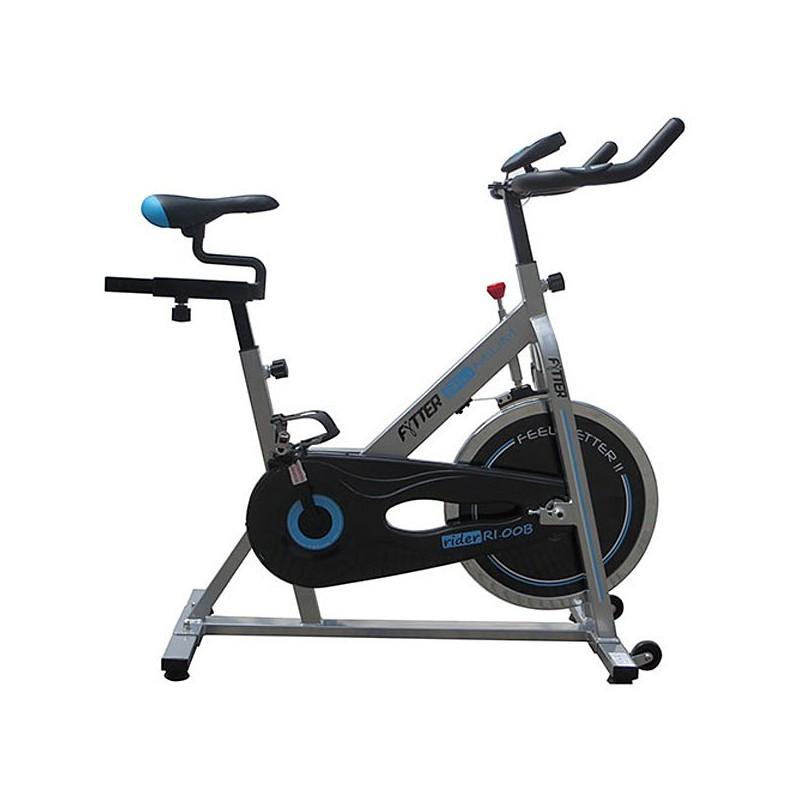 Bicicleta spinning volante 13kg RIDER RI-00B